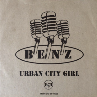 "Benz - Urban City Girl (12"") (Promo) (VG-/VG-)"